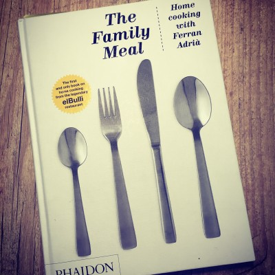 The Family Meal: Home Cooking, de Ferran Adrià