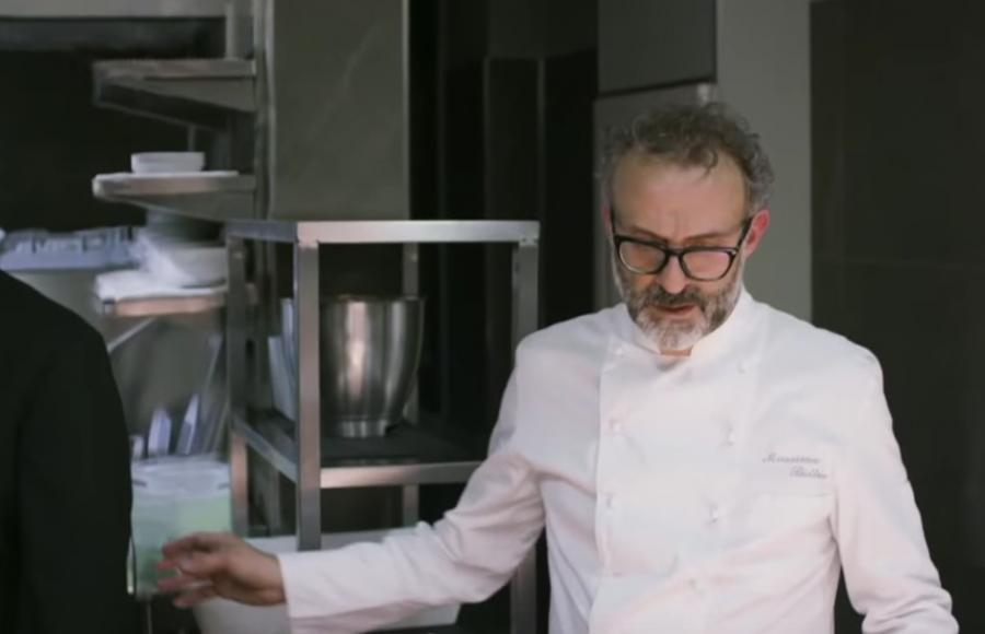 Bottura: a máxima inspiração na cozinha